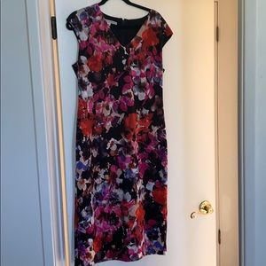 Maggy London Lovely floral dress